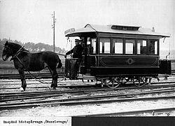 Konjski tramvaj