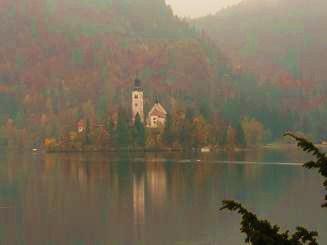 Izlet na Bled i u Ljubljanu