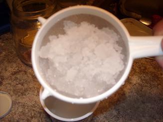 Piće od vodenih kristala - Tibicos
