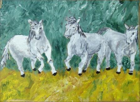 Tri konja