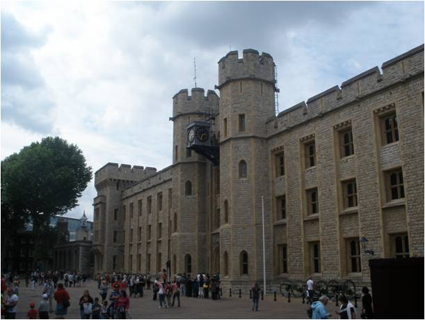 ..Tower of London...