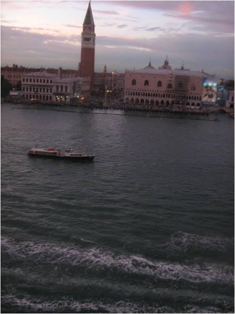Putopisna crtica iz Venecije