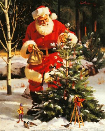 Kako je Nikola postao Božićnjak