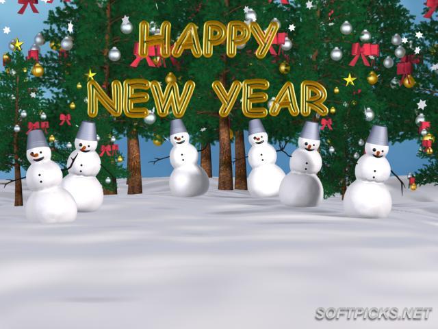 Sretna Nova 2010 godina!