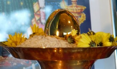 Hiranyagarbha Lingam