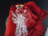 Anđeo u srcu ruže