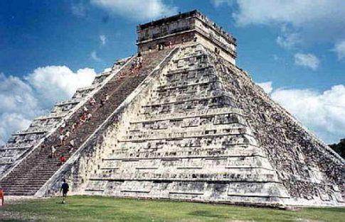 Piramida svjesnosti (Maje)