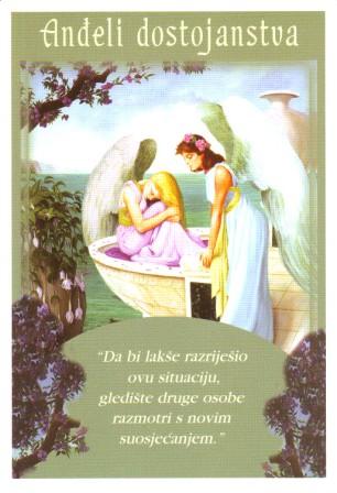 ANĐEOSKE PORUKE - Anđeli dostojanstva