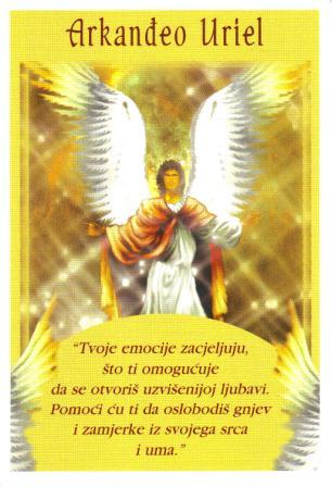 Anđeoske poruke - Arkanđeo Uriel