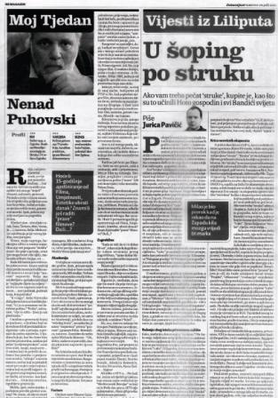 VAŽNO! - Naši novi kolumnisti