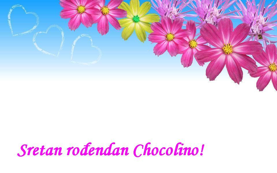 Sretan rođendan Chocolino!