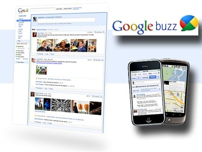 Google Buzz donosi društvenu mrežu u Gmail....