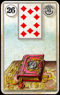 LENORMAND KARTE - detaljan vodič