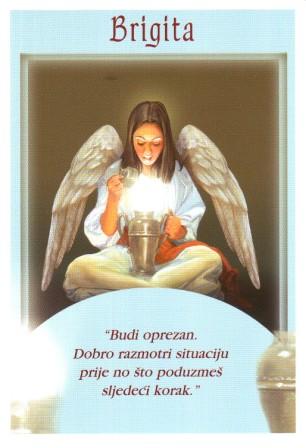 Anđeoske poruke - Brigita