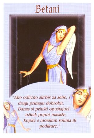 Anđeoske poruke - Betani