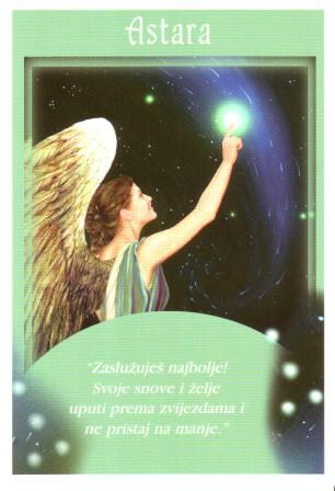 Anđeoske poruke - Astara