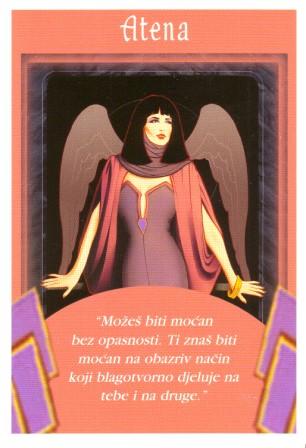 Anđeoske poruke - Atena