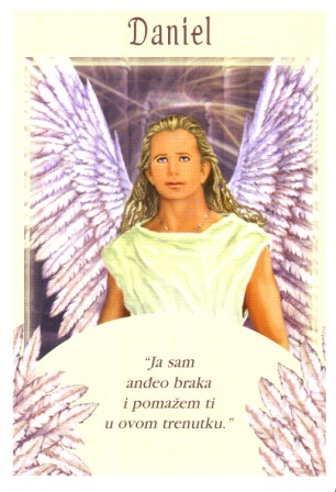 Andeoske poruke - Daniel