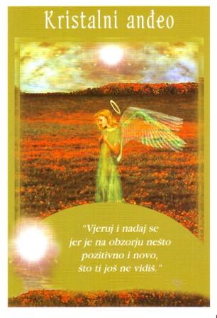 Andeoske poruke - Kristalni anđeo