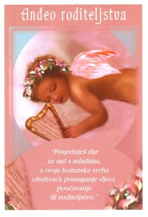 Andeoske poruke - Anđeo roditeljstva