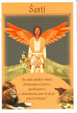 Anđeoske poruke - Šanti