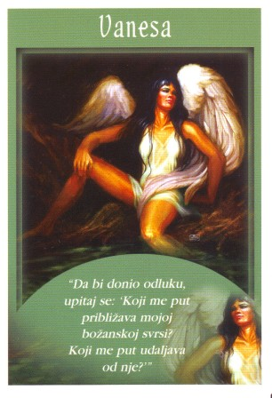 Anđeoske poruke - Vanesa