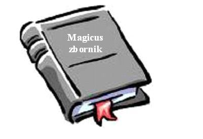 Magicus zbornik – siva zona