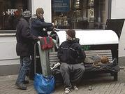 Borislav Božić i život beskućnika