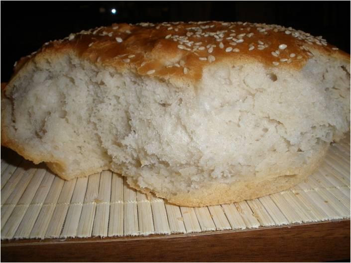Kruh koji se ne mesi