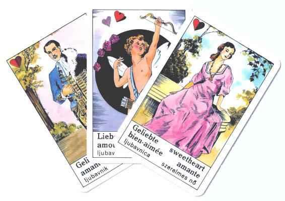 Besplatna otvaranja ciganskih karti