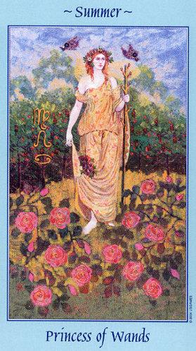 Vrste karata za proricanje: Celestial Tarot