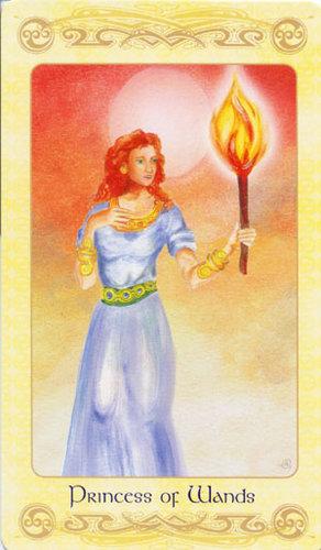 Vrste karata za proricanje:Celtic Tarot