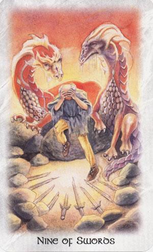 Vrste karata za proricanje: Celtic Dragon Tarot