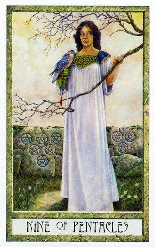 Vrste karata za proricanje: Druidcraft Tarot