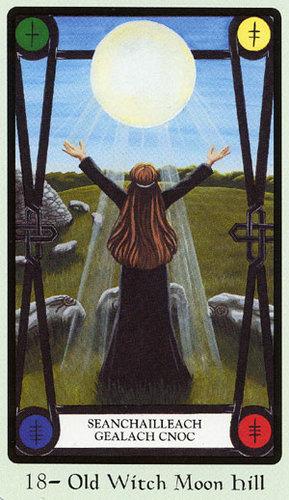 Vrste karata za proricanje:Faery Wicca Tarot