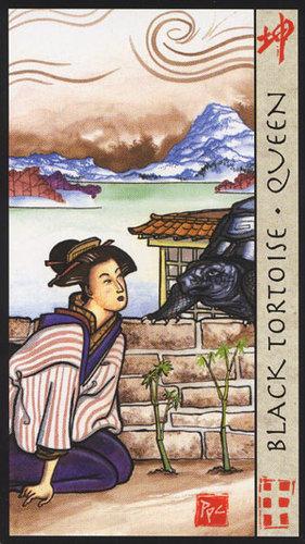 Vrste karata za proricanje: Feng Shui Tarot