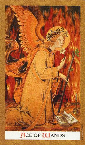 Vrste karata za proricanje: Golden Tarot