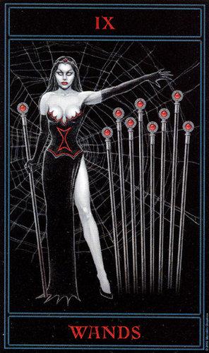 Vrste karata za proricanje: Gothic Tarot