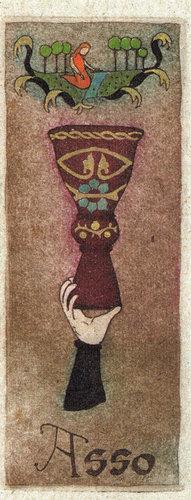 Vrste karata za proricanje: La Corte dei Tarocchi