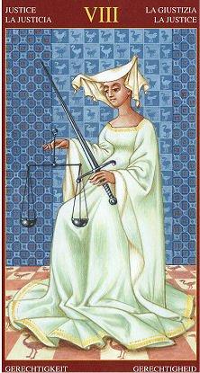 Vrste karata za proricanje: Medieval Tarot