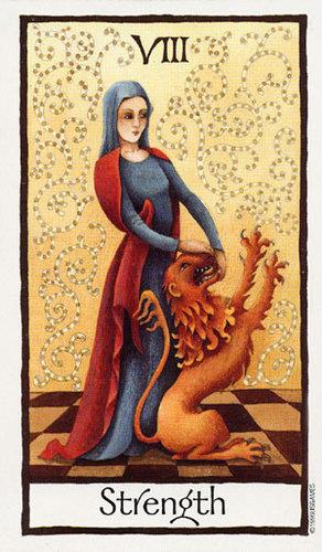 Vrste karata za proricanje: Old English Tarot