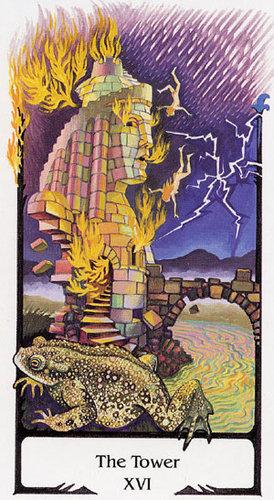 Vrste karata za proricanje: Tarot Of The Old Path