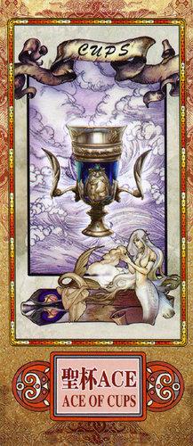 Vrste karata za proricanje: Tarot Style III