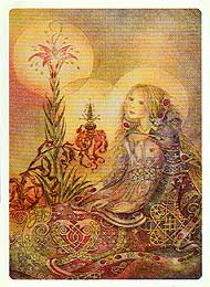 Vrste karata za proricanje: Fairy Oracle