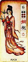 Vrste karata za proricanje: Fortune Teller's Mahjongg Cards
