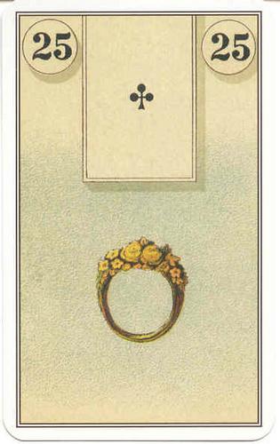 Vrste karata za proricanje: Petit LeNormand French Cartomancy LS