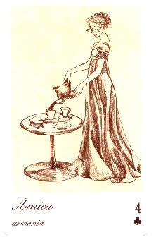 Vrste karata za proricanje: La Magica Sibilla