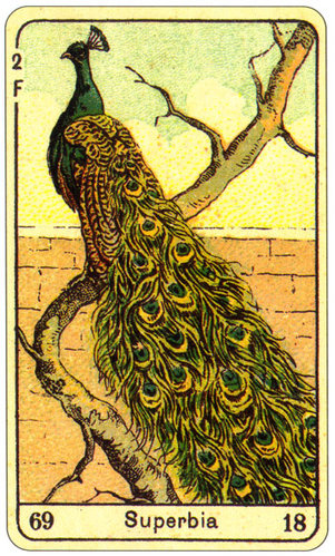 Vrste karata za proricanje: Sibilla Della Zingara