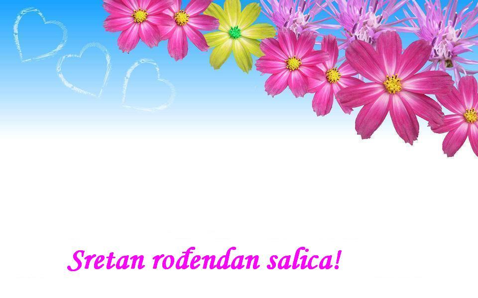 Sretan rođendan Salica!