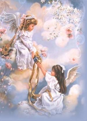 Dva putujuća anđela